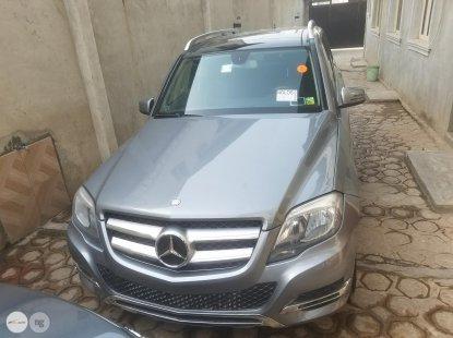 Mercedes-Benz GLK-Class 2012 ₦4,500,000 for sale