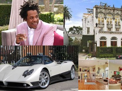 Jay Z net worth, cars and lifestyle of rap's first billionaire