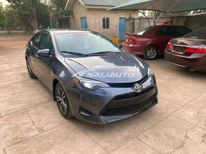 Clean Toyota Corolla 2015
