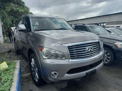 Foreign used 2013 INFINITI QX56