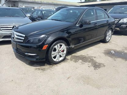 Foreign used 2008 Mercedes benz C300