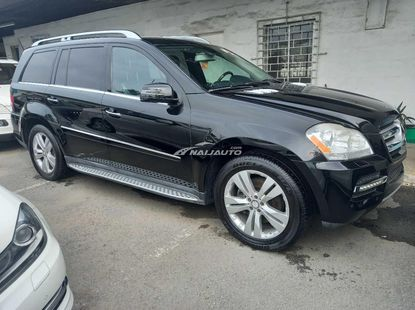 Foreign used 2012 Mercedes benz gl450