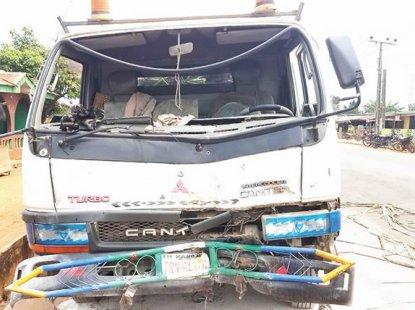 Truck crushes 2 okada riders to death in Ogun