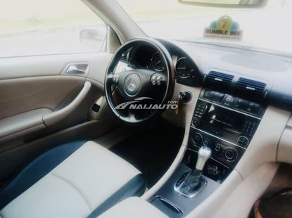 Clean foreign used Mercedes C180