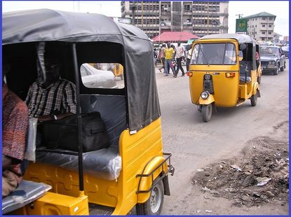 Benin Court convicts 39 bike riders and Keke riders for lack of permit