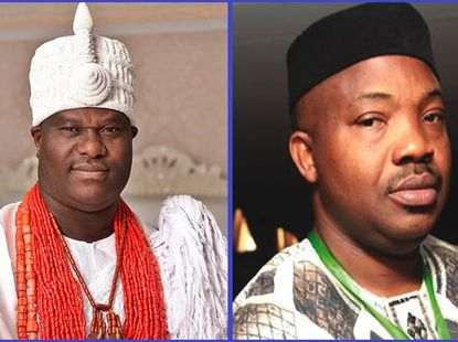 Ooni of Ife honours a late Afenifere Chieftain by naming a road after him