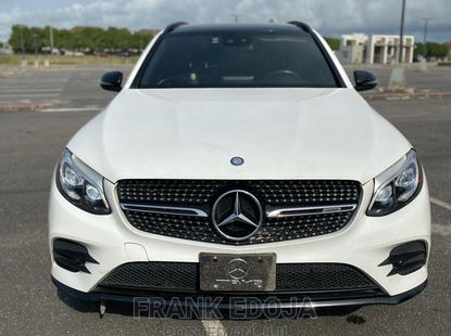 2017 Mercedes-Benz GLC for sale in Lagos