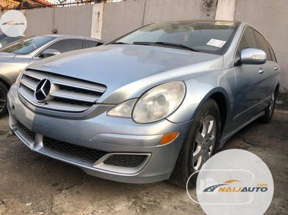 2007 Mercedes-Benz R-Class for sale in Ikeja