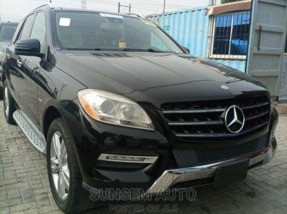 Mercedes-Benz M-Class 2012 ₦11,500,000 for sale