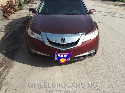 2010 Acura TL for sale in Lagos