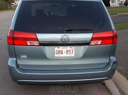 2005 Toyota Sienna for sale in Lagos