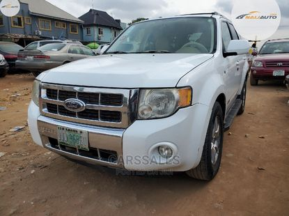 2008 Ford Escape for sale in Ikeja