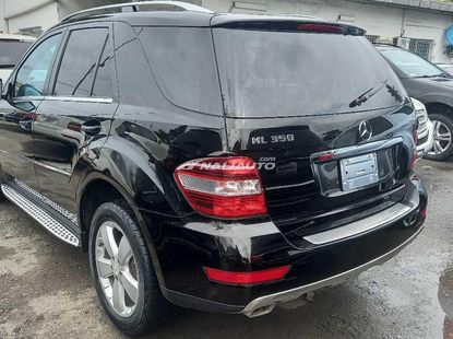Foreign Used Mercedes-Benz ML 350 2010