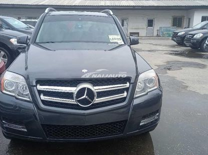 Foreign Used Mercedes-Benz GLK350 4MATIC 2012