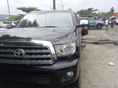 Foreign Used Toyota Sequoia 2016