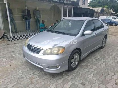 Nigeria Used Toyota Corolla 2004