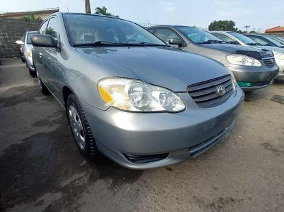 Foreign Used Toyota Corolla 2007