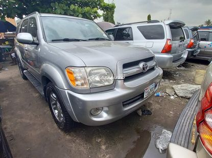 Foreign Used Toyota Sequoia 2006