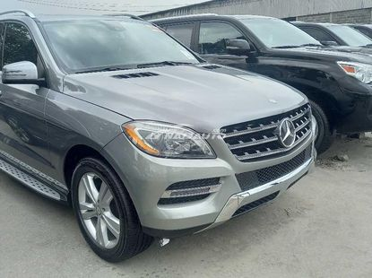 Foreign Used Mercedes-Benz ML 350 2014