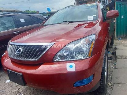 Foreign Used Lexus RX 350 2009