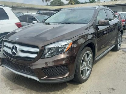 Foreign Used Mercedes-Benz GLA 2016