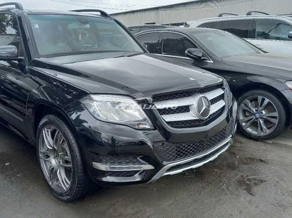Foreign Used Mercedes-Benz GLK350 4MATIC 2014