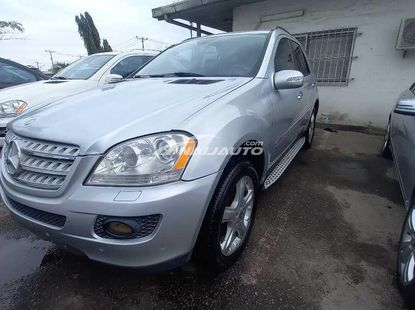 Foreign Used Mercedes-Benz ML 350 2008