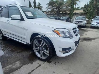 Foreign Used Mercedes-Benz GLK350 4MATIC 2015