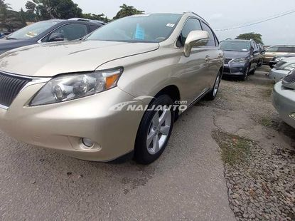 Foreign Used Lexus RX 350 2011