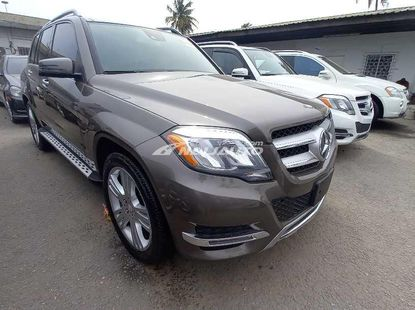 Foreign Used Mercedes-Benz GLK350 4MATIC 2013