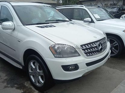 Foreign Used Mercedes-Benz ML350 2008
