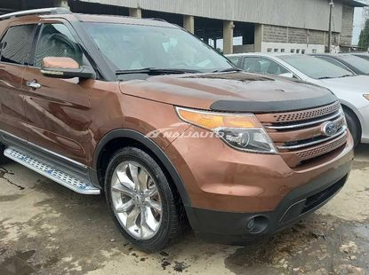 Foreign Used Ford Explorer 2013