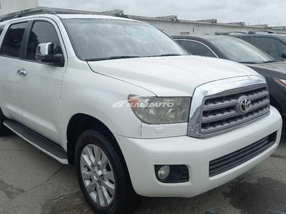 Foreign Used Toyota Sequoia 2013