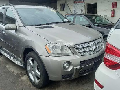 Foreign Used Mercedes-Benz ML550 2008