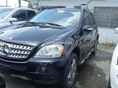 Foreign Used Mercedes-Benz ML350 2007