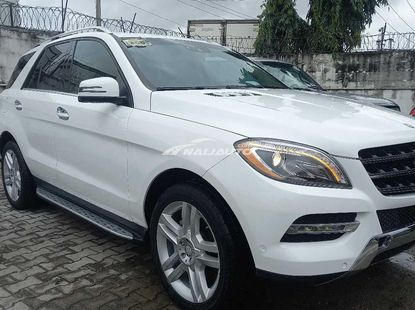 Foreign Used Mercedes-Benz ML 350 2015