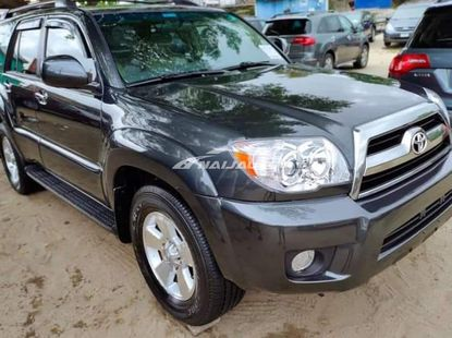 Foreign Used Toyota 4-Runner 2007