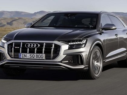 2020 Audi SQ8 revealed, powered by 4.0-liter twin-turbo diesel V8