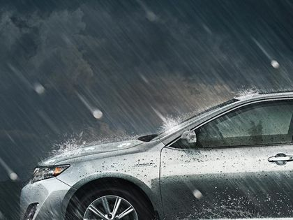Hail damage in a car – How to fix it