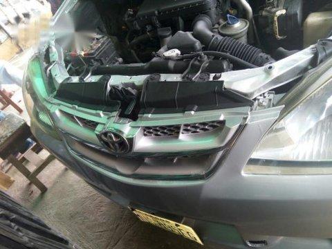 Clean Nigeria Used Toyota Avanza 2007 Silver
