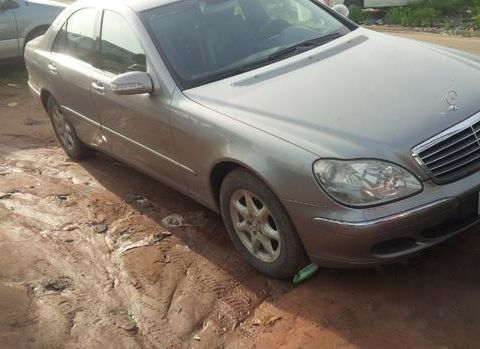 Used Mercedes-benz S350 2005