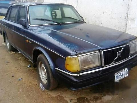 Volvo 240-GL 1993 in good condition for sale