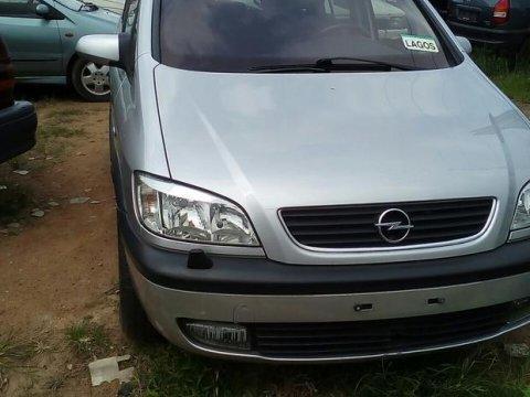 Tokunbo Opel Zafira 2003