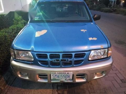 Isuzu Rodeo 2002 Blue For Sale