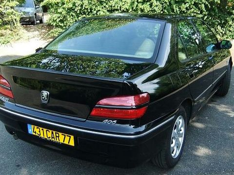 Clean 2006 Peugeot 406 for sale