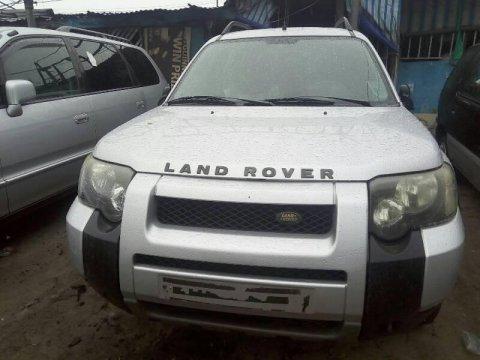 Land Rover Freelander 2004 Petrol Manual Grey/Silver for sale
