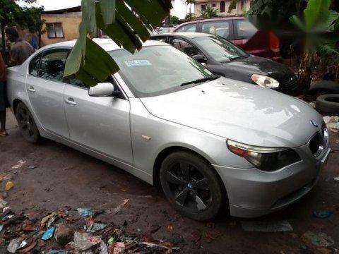 BMW 530IX 2006 Silver for sale