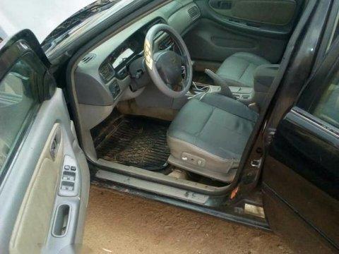 Nissan Altima 2001 Black For Sale