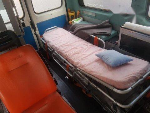 Fiat Ducato Ambulance for sale