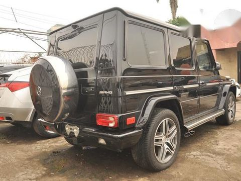 Mercedes-Benz G-Class G63 AMG Wagon 2014 Black for sale